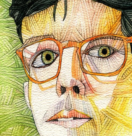 Darren Hayman by Ani Saunders
